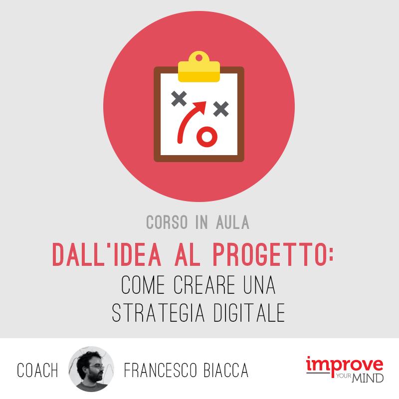 Come creare una strategia digitale – corso gratuito
