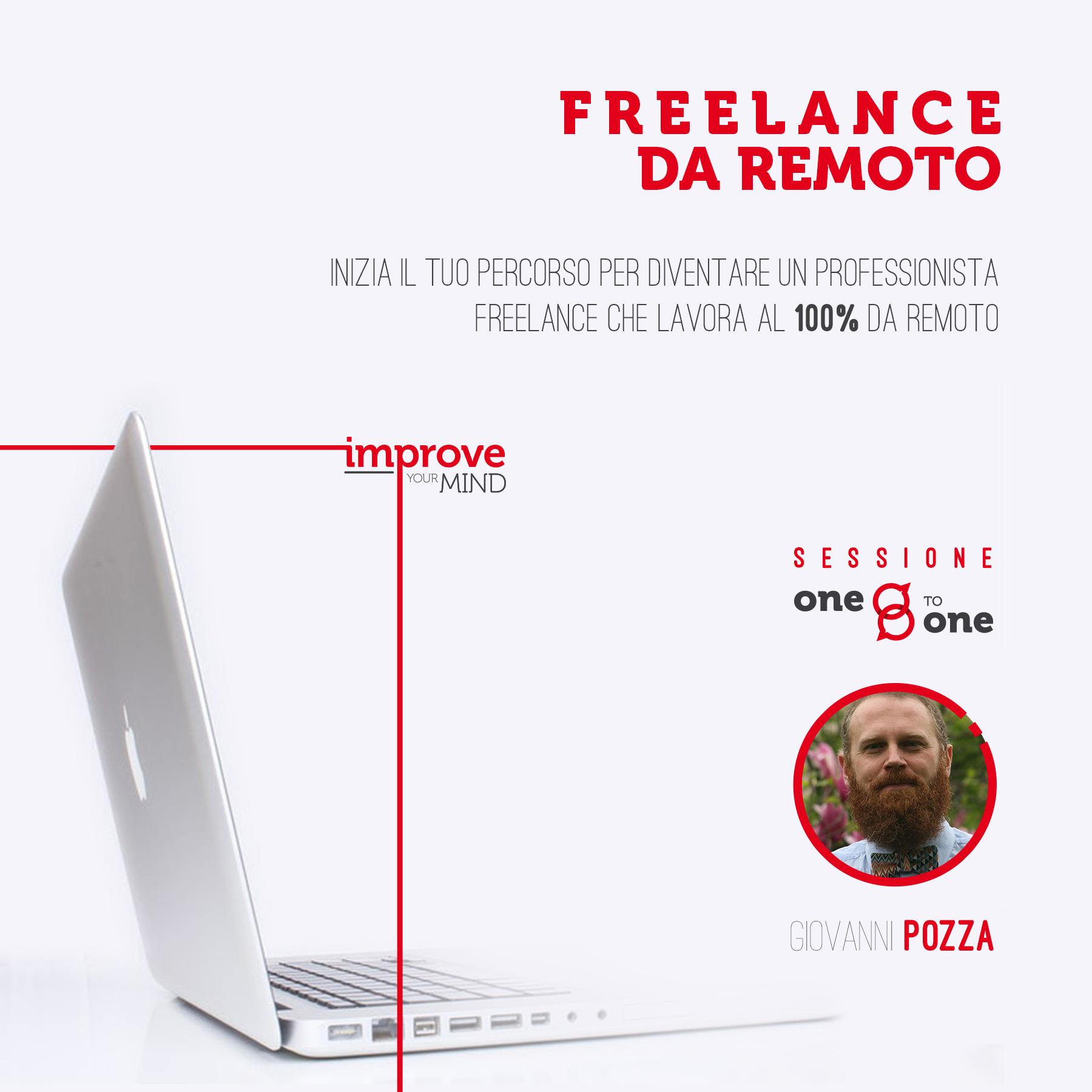 Freelance da Remoto – Inizia la tua carriera