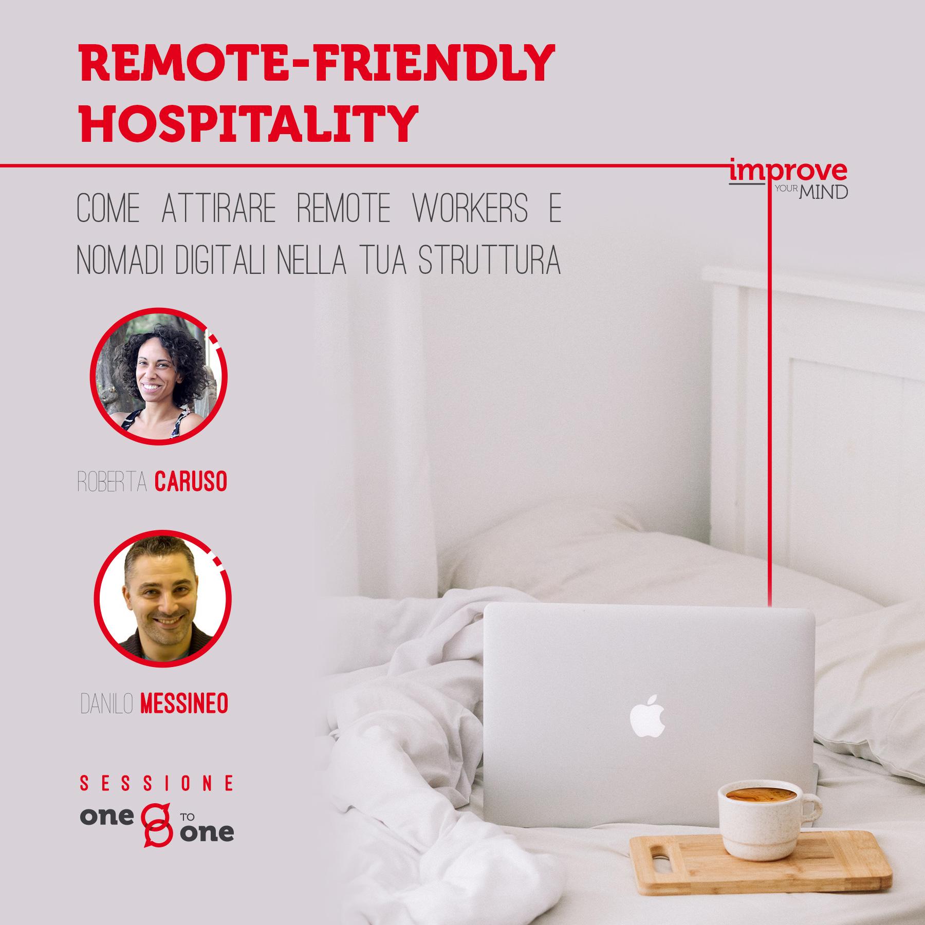 Remote-friendly Hospitality – Come attirare remote workers e nomadi digitali nella tua struttura